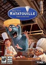 Disney/Pixar Ratatouille dvd cover