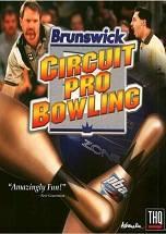 Brunswick Circuit Pro Bowling poster