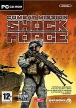 Combat Mission: Shock Force dvd cover
