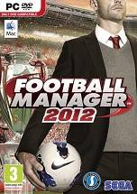 Football Manager 2012 dvd cover