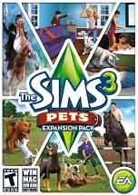 The Sims 3: Pets (Limited Edition) dvd cover
