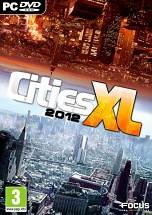 Cities XL 2012 dvd cover