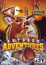 Cabela's Outdoor Adventures 2006 dvd cover