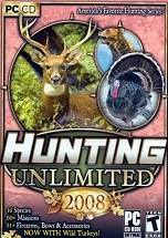 Hunting Unlimited 2008 dvd cover