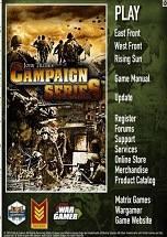 John Tiller's Campaign Series dvd cover