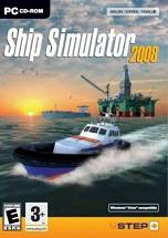 Ship Simulator 2008 dvd cover