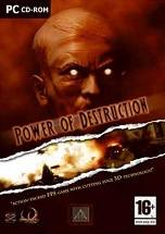Power of Destruction dvd cover