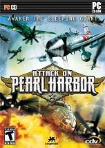 Attack on Pearl Harbor dvd cover