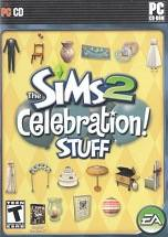 The Sims 2: Celebration Stuff dvd cover