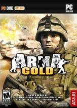 ArmA: Gold Edition dvd cover