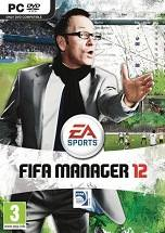 FIFA Manager 12 dvd cover