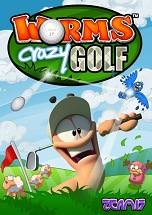 Worms Crazy Golf poster