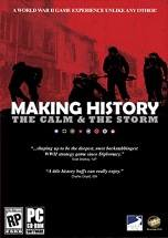 Making History: The Calm and the Storm dvd cover