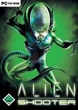 Alien Shooter dvd cover