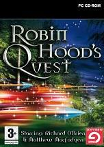 Robin Hood's Quest dvd cover
