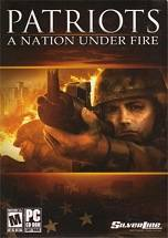 Patriots: A Nation Under Fire dvd cover