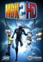 MDK2 HD dvd cover