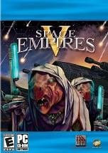 Space Empires V dvd cover