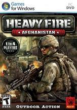 Heavy Fire: Afghanistan - The Chosen Few dvd cover