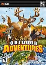 Cabela's Outdoor Adventures 2010 dvd cover
