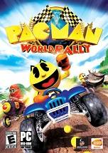 Pac-Man World Rally poster