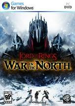 Lord Of The Rings: War In The North poster
