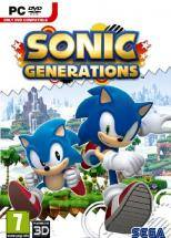 Sonic Generations poster