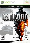 Battlefield: Bad Company 2 dvd cover