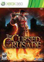 The Cursed Crusade dvd cover