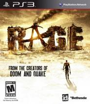 Rage cd cover