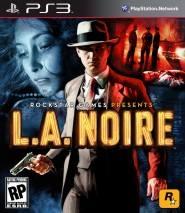 L.A. Noire cd cover