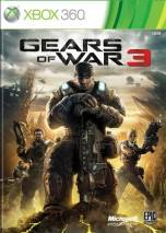 Gears of War 3: RAAM's Shadow dvd cover