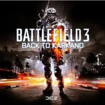 Battlefield 3: Back to Karkand dvd cover