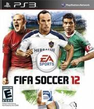 FIFA Soccer 12 cd cover