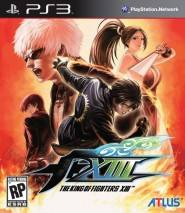 The King of Fighters XIII cd cover