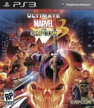 Ultimate Marvel vs. Capcom 3 cd cover
