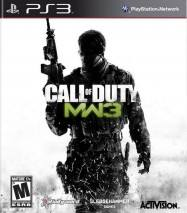 Call of Duty: Modern Warfare 3 cd cover
