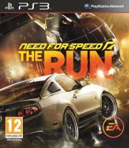 Need for Speed: The Run cd cover