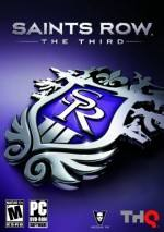 Saints Row The Third dvd cover