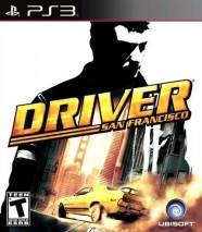 Driver: San Francisco cd cover