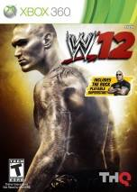 WWE '12 dvd cover
