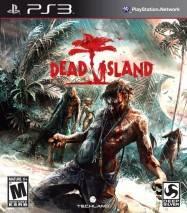 Dead Island dvd cover