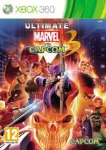 Ultimate Marvel vs. Capcom 3 dvd cover