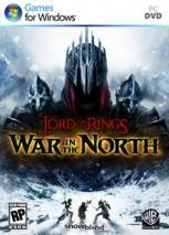 Lord Of The Rings: War In The North dvd cover