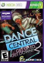 Dance Central 2 dvd cover