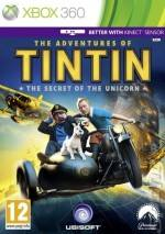 The Adventures of Tintin: The Game dvd cover