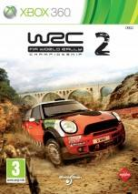 WRC 2: FIA World Rally Championship 2011 dvd cover