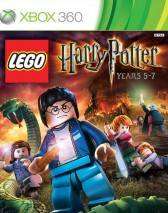 LEGO Harry Potter: Years 5-7 dvd cover