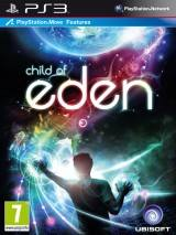 Child of Eden dvd cover