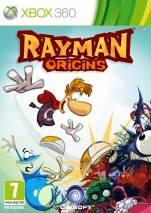 Rayman Origins dvd cover